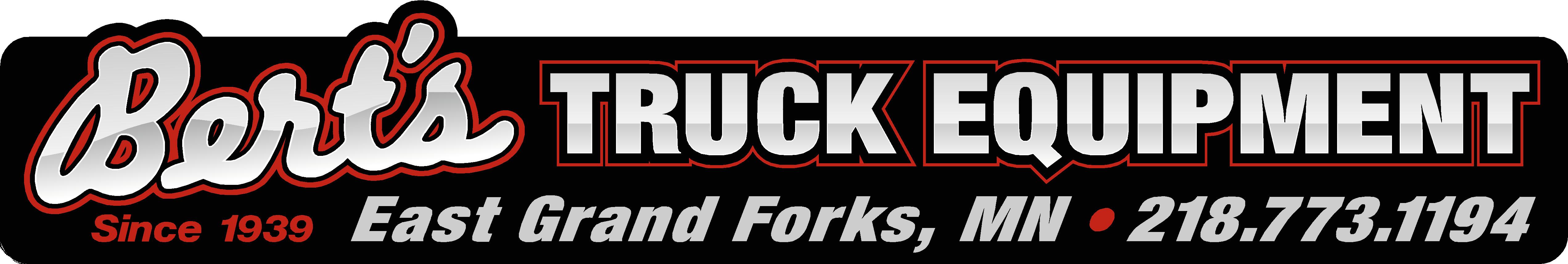 BERTS TRUCK EQUIPMENT Full Logo